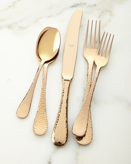 Mepra 5-Piece Epoque Flatware Place Setting