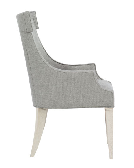 Damonica Upholstered Dinning Arm Chair