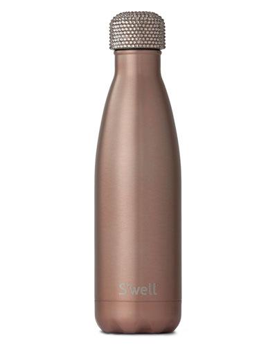 Radiance Grace 17-oz. Water Bottle w/ Crystal Cap