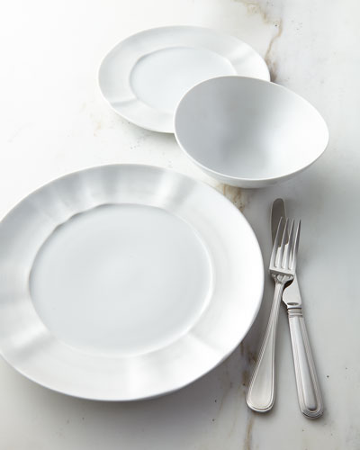 12-Piece By-Hand Pearl Dinnerware Service