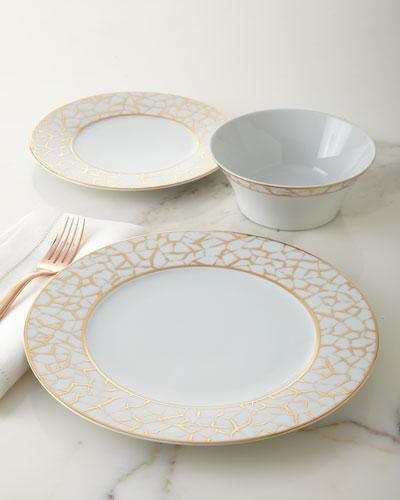 12-Piece Emerald Dinnerware Service