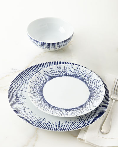 12-Piece Drizzle Dinnerware Service