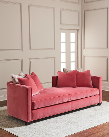 Cynthia Rowley for Hooker Furniture Coco Velvet Daybed | Neiman Marcus