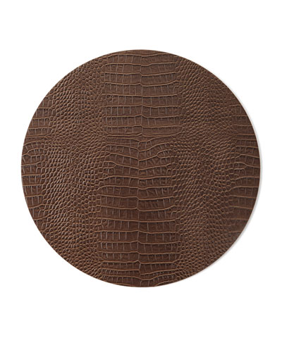 Everglade Placemat, Brown