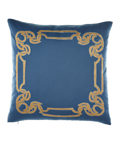 Casandra Embroidered Pillow