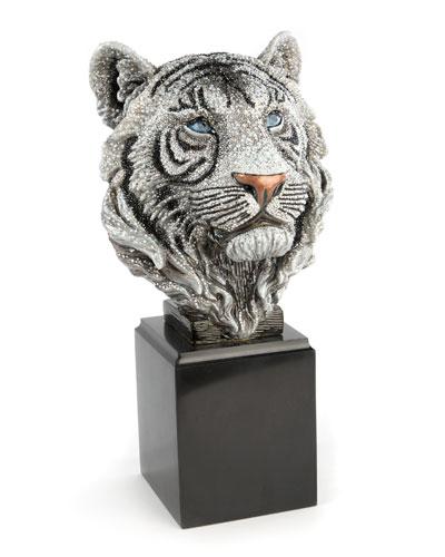 Monroe Tiger Head Objet