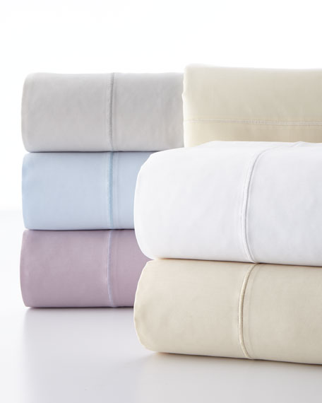 King Classic Solid 310TC Sheet Set