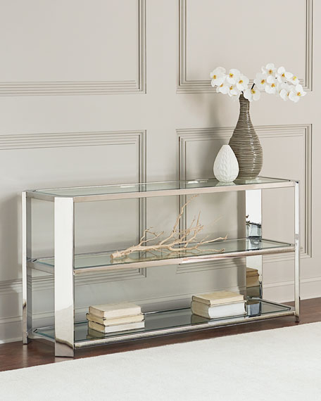 Silverman Console Table