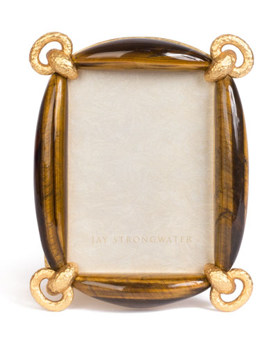 Blaine Tiger Eye Frame, 3