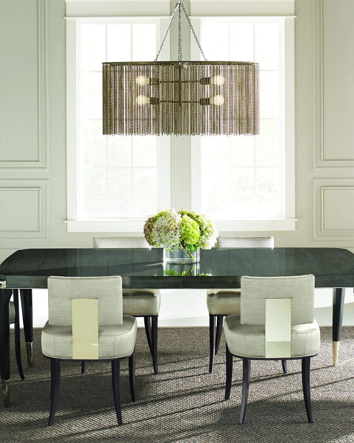 Caracole Stanley S Elegant Dining Table