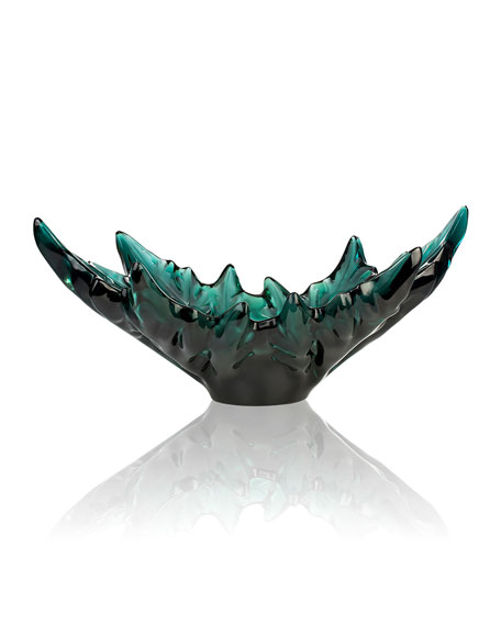 Champs-Elysees Bowl, Dark Green
