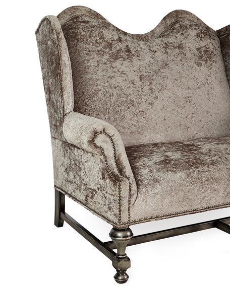 Bartel Crusted Settee