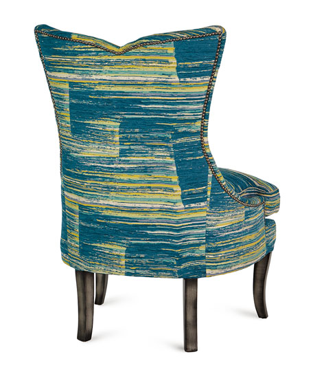 hensley highback wing chair