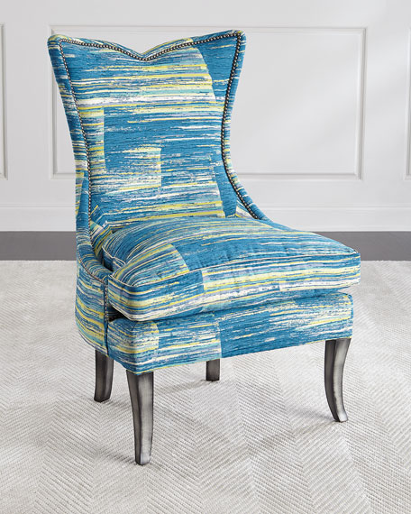 Hensley High Back Wing Chair