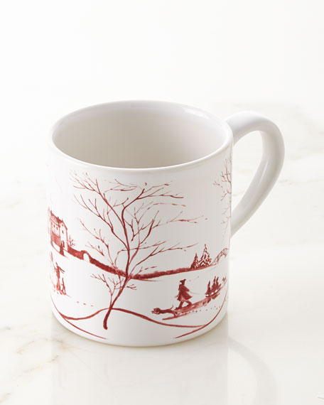 Juliska Country Estate Winter Frolic Mug