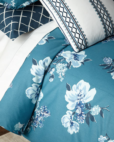 Legacy Isleboro Eve King Duvet Cover and Matching