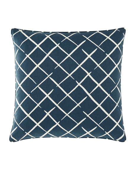 Cove End Square Pillow