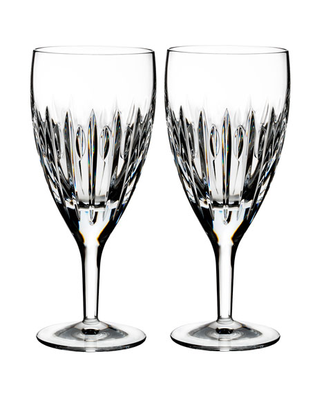 Waterford Crystal Mara Crystal Iced Beverage Glasses, Set