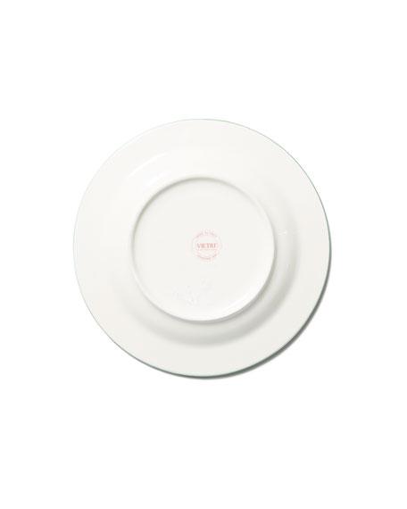Limited Edition Old Saint Nick Salad Plate