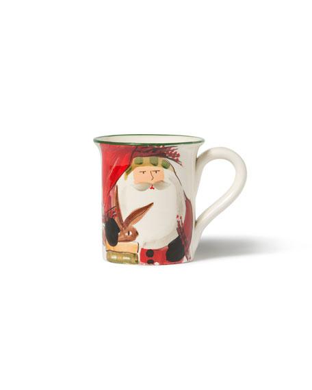 Limited Edition Old Saint Nick Mug