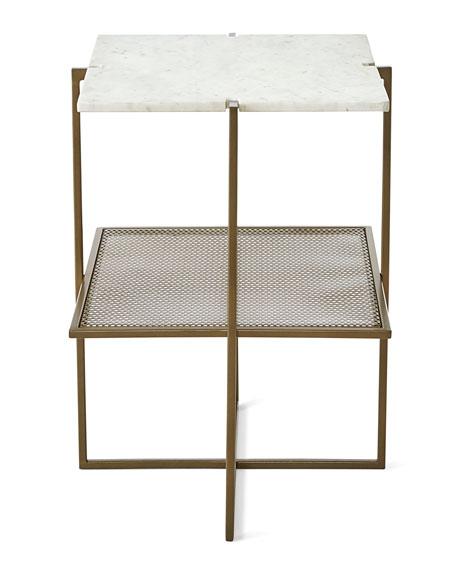 Hali Marble Side Table