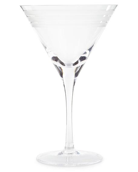 Madison Martini Glass