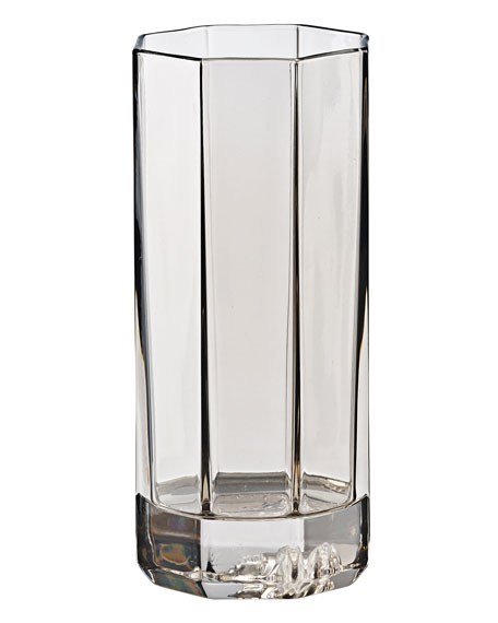 Versace Medusa Lumiere Haze Iced Tea Glasses, Set
