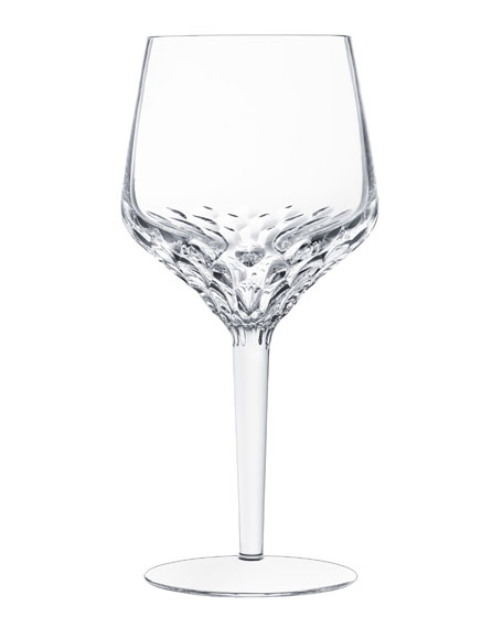 Saint Louis Crystal Folia Water Glass