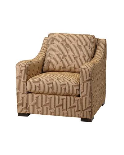 One-of-a-Kind Berridge Club Chair