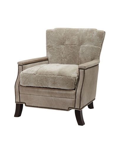 One-of-a-Kind Rudy Club Chair