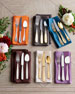 5-Piece Epoque Flatware Place Setting