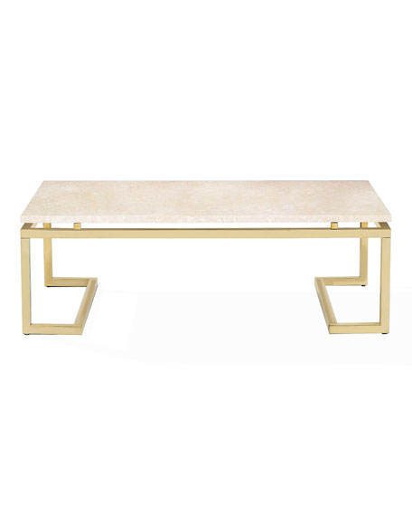 Harper Marble Coffee Table