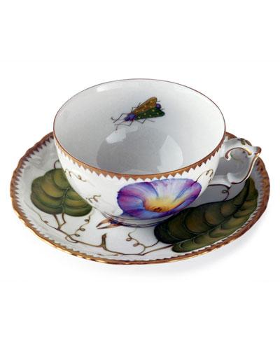 Treasure Garden Teacup