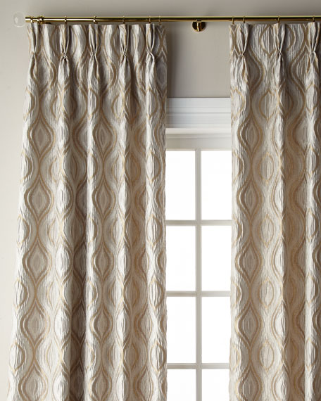"Everleigh Curtain, 108""L"