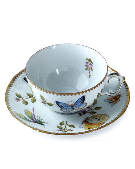 Anna Weatherley Anna Weatherly Spring in Budapest Teacup