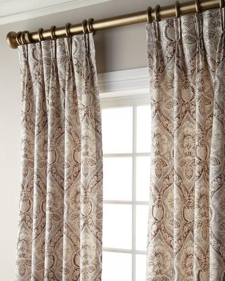 "Annelise Curtain, 108""L"