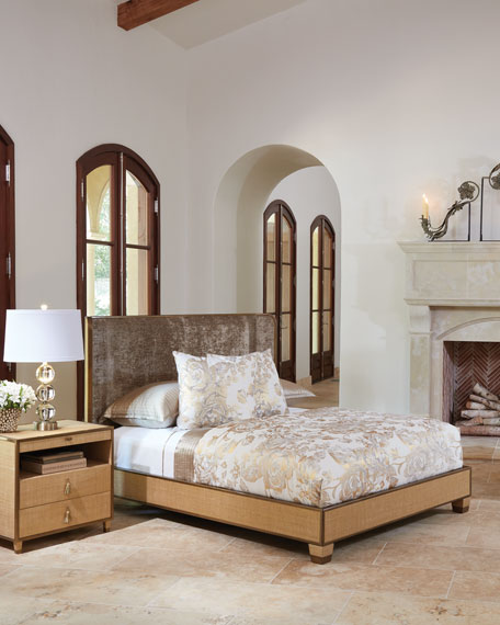D'Oro Queen Bed