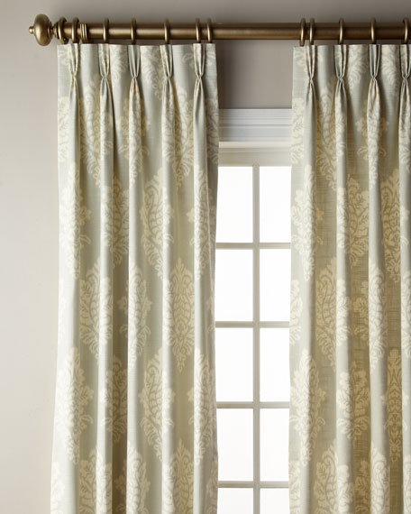 "Angeline Curtain, 108""L"