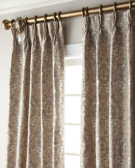 "Eden Curtain, 108""L"