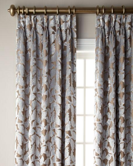 """Maddock Curtain, 120""""L"""
