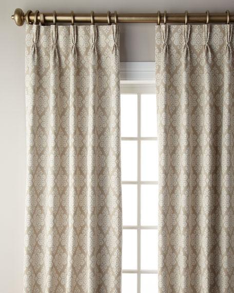 "Layla Curtain, 120""L"
