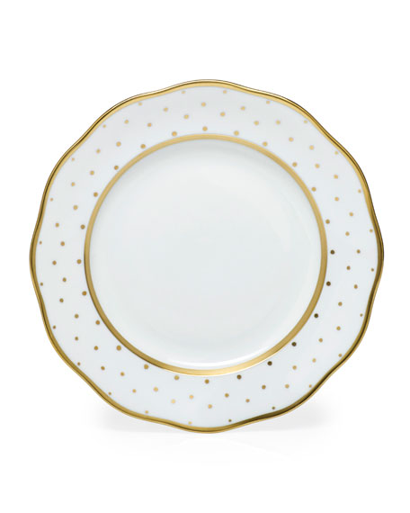 Herend Connect the Dots Dessert Plate