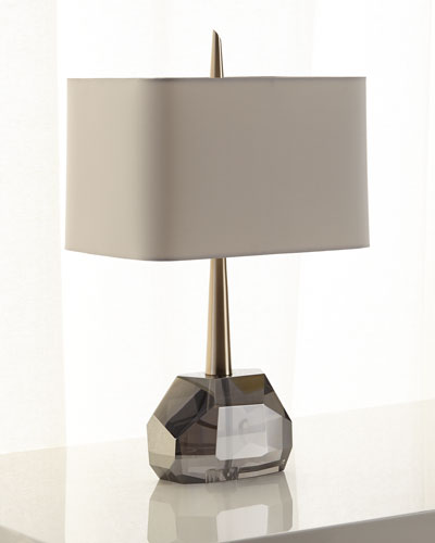Lamp Collection Floor Crystal Table Lamps at Neiman Marcus