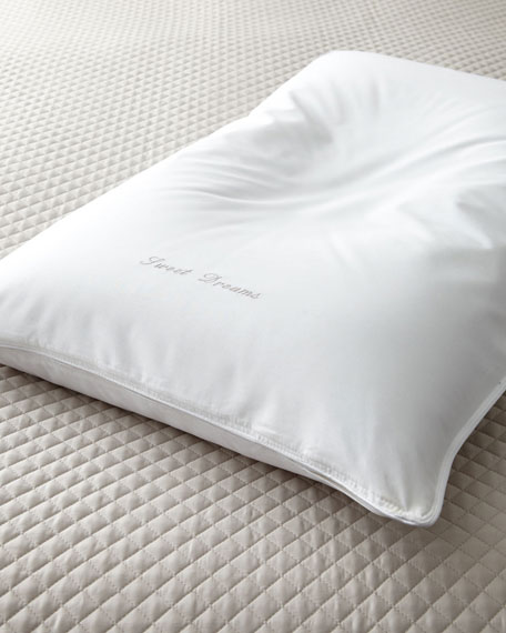 The Pillow Bar King Slumberlicious Back Sleeper Pillow,
