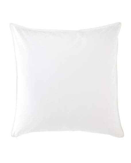 "European Down Pillow, 26""Sq."