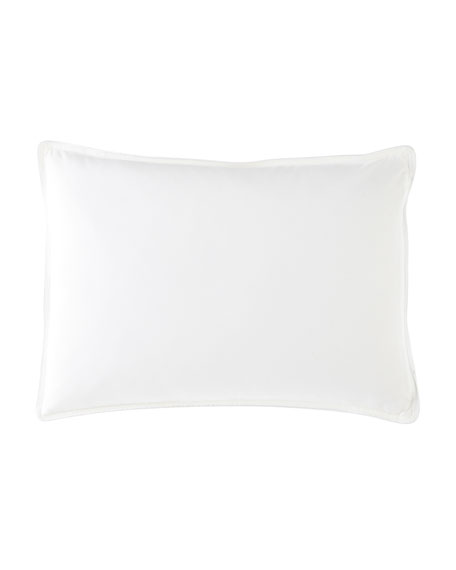 "Travel/Boudoir Down Pillow, 12"" x 16"""