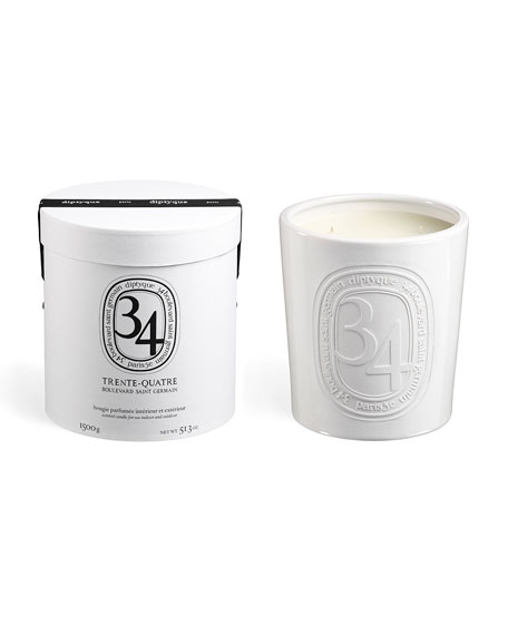 34 Candle, 1500 g
