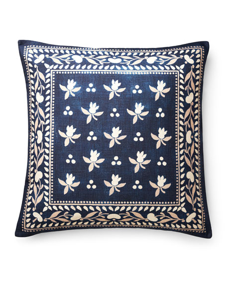 "Judd Decorative Pillow, 20""Sq."