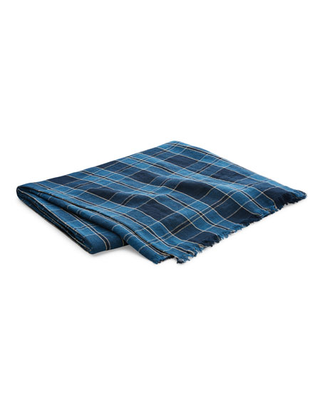 Ralph Lauren Home Evan Throw Blanket, 54