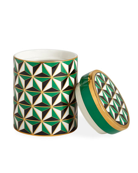 Versailles Carnaby Canister, Green